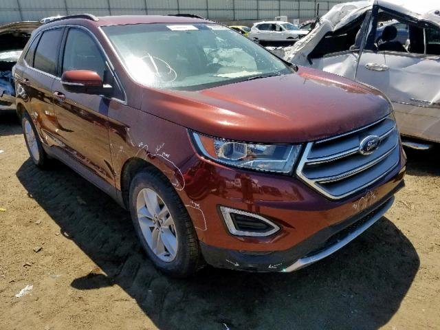 click here to view 2019 FORD EDGE SEL at IBIDSAFELY