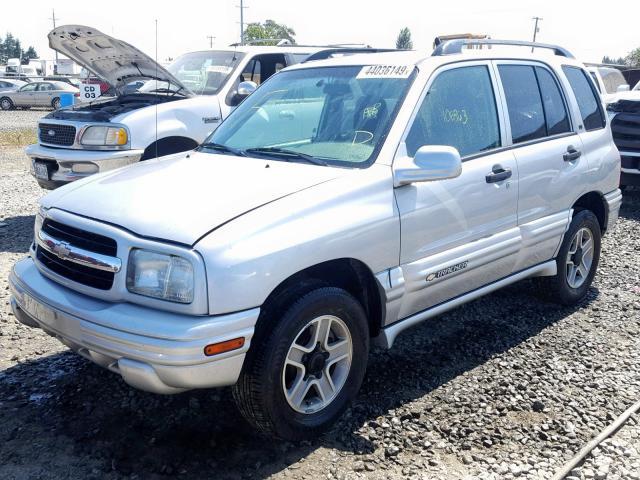 2003 Chevrolet Tracker Lt 2 5l 6 For Sale In Eugene Or Lot 44036149
