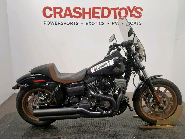 click here to view 2016 HARLEY-DAVIDSON FXDLS at IBIDSAFELY