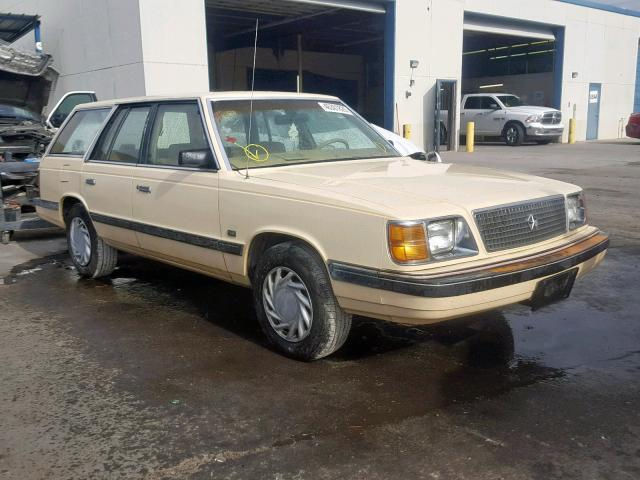 click here to view 1986 PLYMOUTH RELIANT SE at IBIDSAFELY