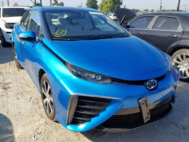 click here to view 2018 TOYOTA MIRAI at IBIDSAFELY