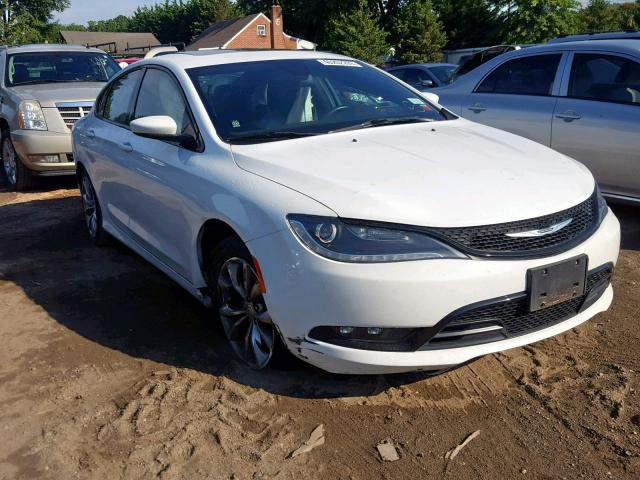 click here to view 2016 CHRYSLER 200 S at IBIDSAFELY