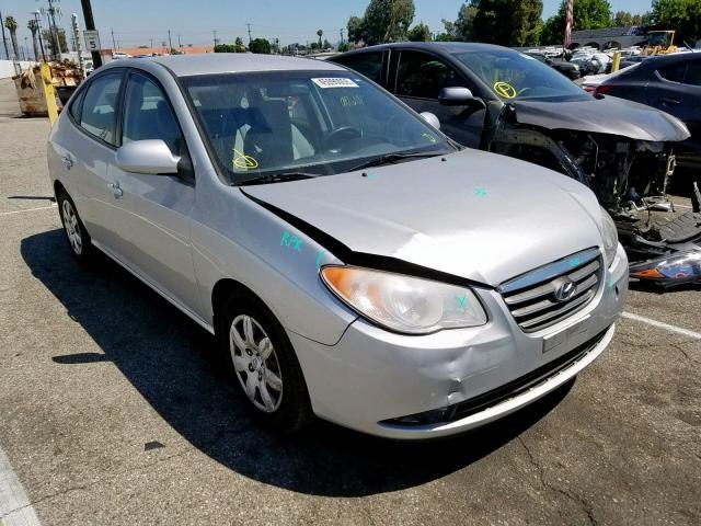2008 Hyundai Elantra Gl 2.0L