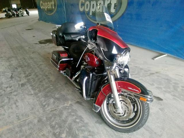 Salvage 2005 Harley-Davidson FLHTCUI for sale
