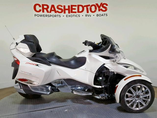 click here to view 2014 CAN-AM SPYDER ROA at IBIDSAFELY