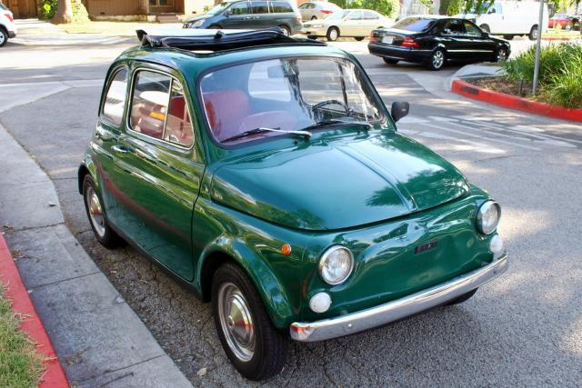 click here to view 1967 FIAT 500 at IBIDSAFELY