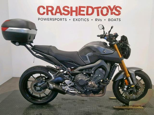 click here to view 2015 YAMAHA FZ09 C at IBIDSAFELY