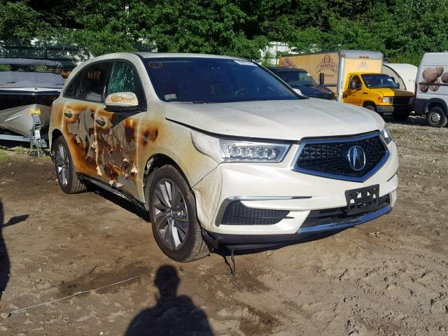 click here to view 2017 ACURA MDX TECHNO at IBIDSAFELY