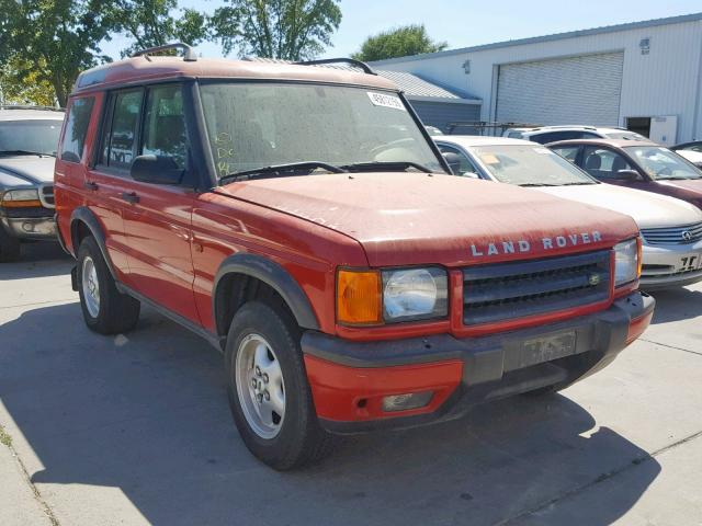 click here to view 2000 LAND ROVER DISCOVERY at IBIDSAFELY