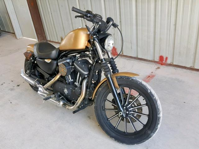 2013 Harley-Davidson XL883 Iron for sale in Rogersville, MO