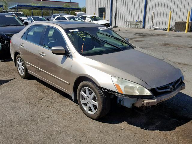 2004 Honda Accord For Sale >> 2004 Honda Accord Ex For Sale At Copart Las Vegas Nv Lot 45904819 Salvagereseller Com