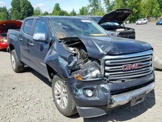 click here to view 2017 GMC CANYON SLT at IBIDSAFELY