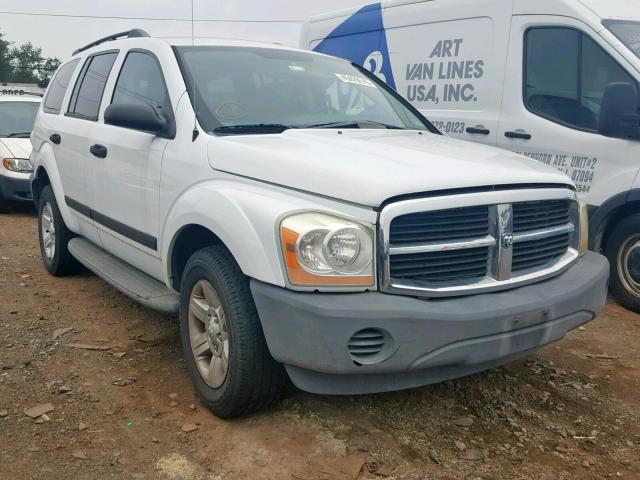 Dodge Durango ST salvage cars for sale: 2005 Dodge Durango ST