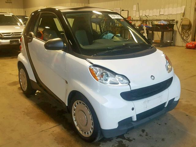 click here to view 2011 SMART FORTWO PUR at IBIDSAFELY