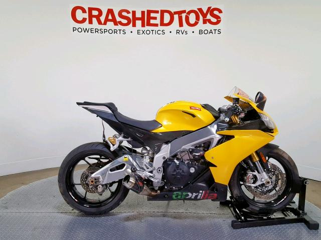 click here to view 2013 APRILIA RSV4 R at IBIDSAFELY