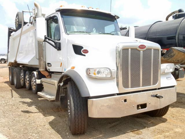 click here to view 2018 PETERBILT 567 at IBIDSAFELY