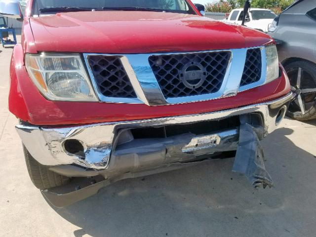 2006 Nissan Frontier C 4 0L 6 for Sale in Wilmer TX - Lot: 45930219