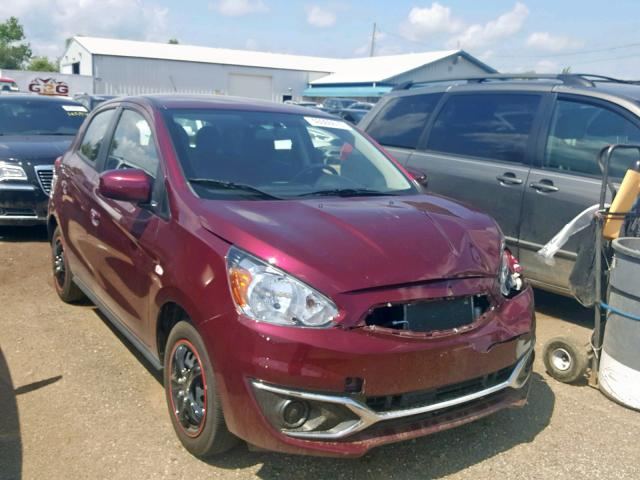 click here to view 2018 MITSUBISHI MIRAGE ES at IBIDSAFELY