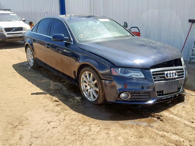 click here to view 2010 AUDI A4 PREMIUM at IBIDSAFELY