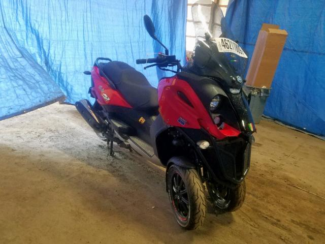 click here to view 2010 PIAGGIO MP3 500 at IBIDSAFELY