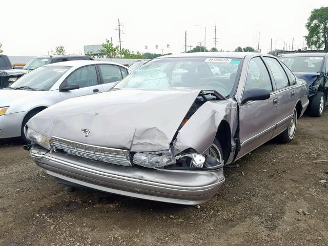 1996 Chevrolet Caprice Cl 4 3L 8 for Sale in Hammond IN - Lot: 46160629