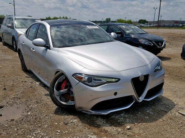 click here to view 2017 ALFA ROMEO GIULIA Q4 at IBIDSAFELY