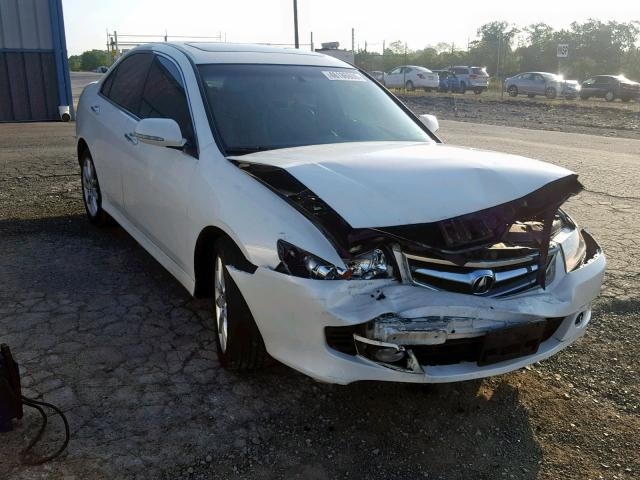 Salvage cars for sale from Copart Chambersburg, PA: 2007 Acura TSX