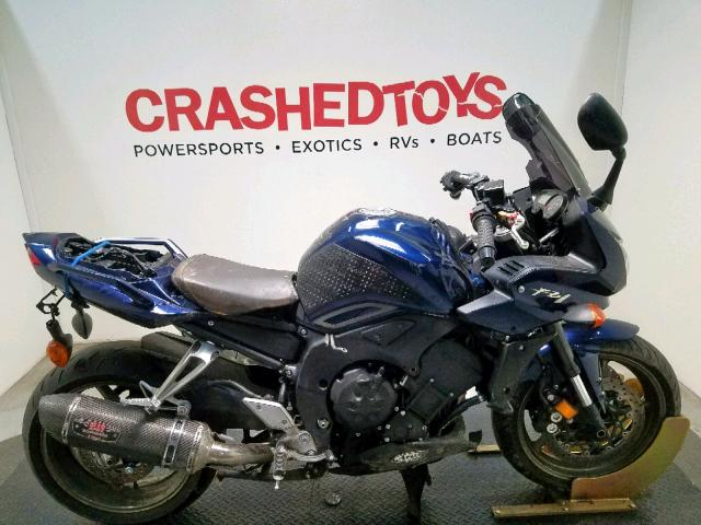 Yamaha FZ1 S salvage cars for sale: 2009 Yamaha FZ1 S