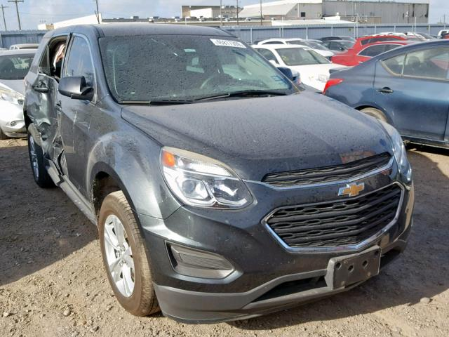 click here to view 2017 CHEVROLET EQUINOX LS at IBIDSAFELY