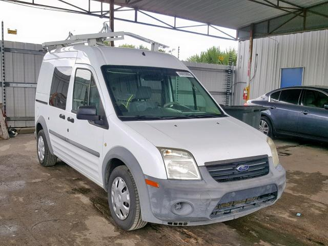 Salvage 2010 Ford TRANSIT CO for sale