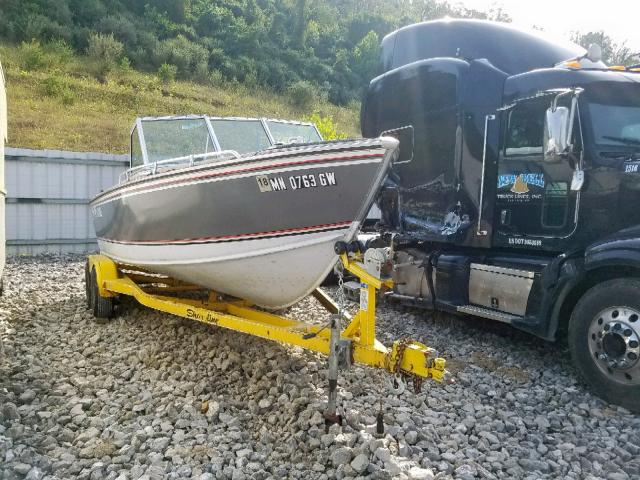 Salvage 1988 Bard BOAT for sale