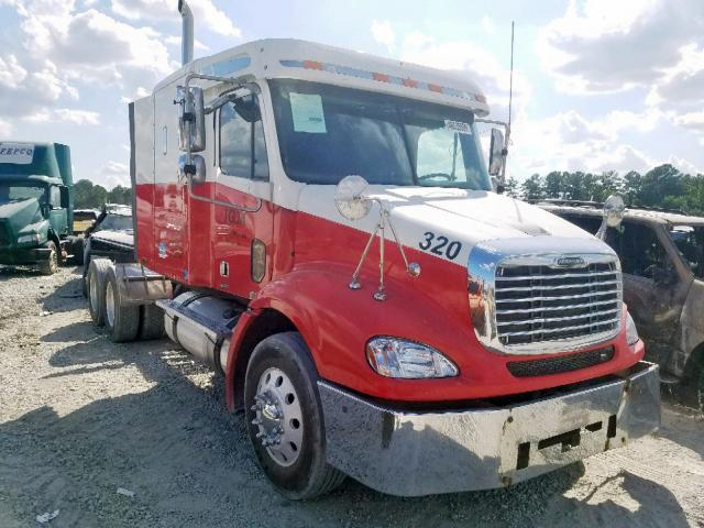 click here to view 2007 FREIGHTLINER COLUMBIA 1 at IBIDSAFELY