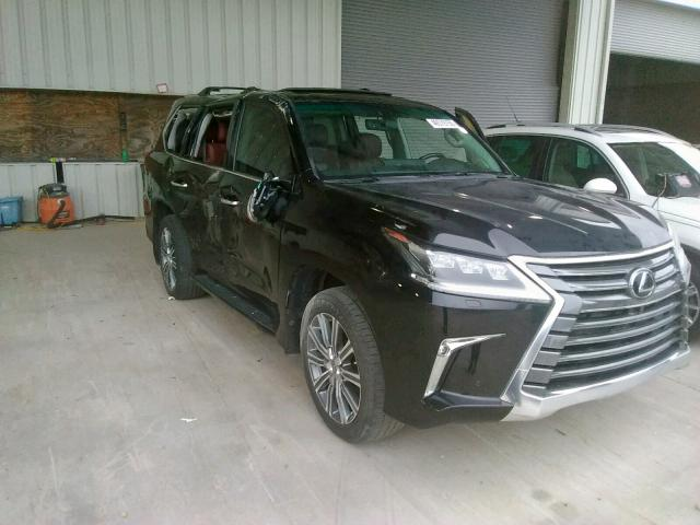 click here to view 2017 LEXUS LX 570 at IBIDSAFELY