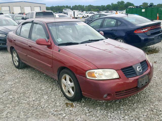 Car Auctions In Illinois >> 2004 Nissan Sentra 2 5s Photos Il Southern Illinois