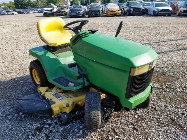click here to view 2009 JOHN DEERE MOWER at IBIDSAFELY