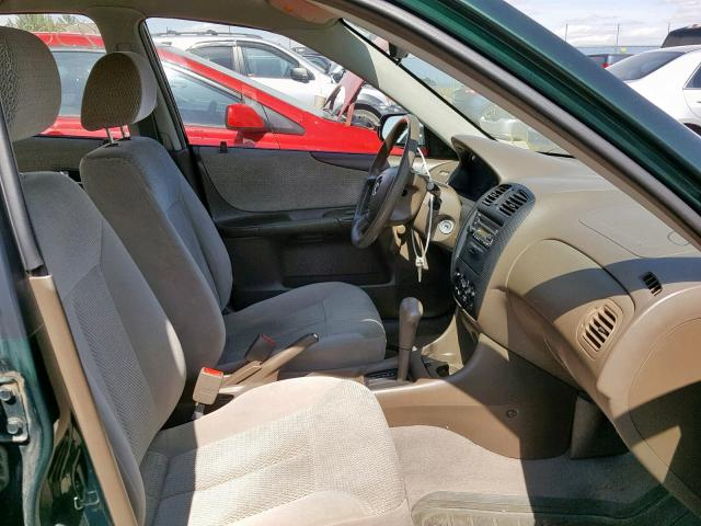 Terrific 2000 Mazda Protege Dx 1 6L 4 Llbyaa Fy Rocky View Ab Lot 46367129 Andrewgaddart Wooden Chair Designs For Living Room Andrewgaddartcom