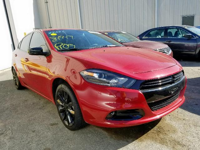 click here to view 2016 DODGE DART SXT S at IBIDSAFELY