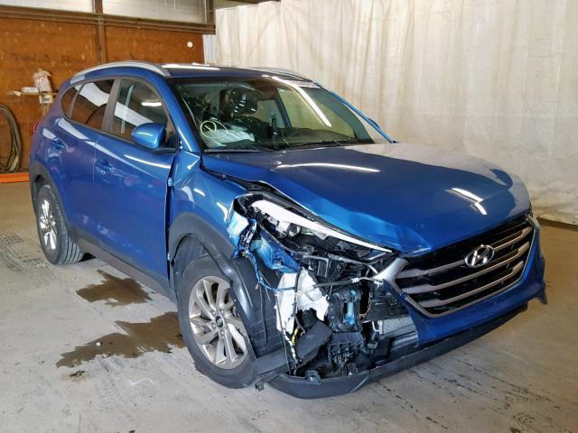 2017 Hyundai Tucson Lim 2.0L