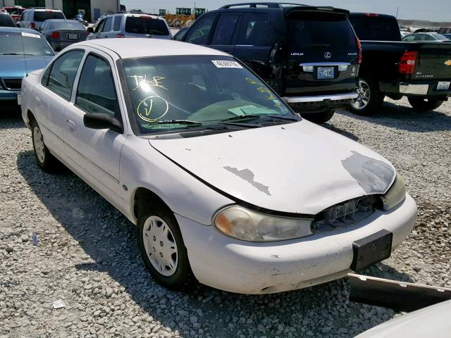 Salvage 2000 Ford CONTOUR SE for sale