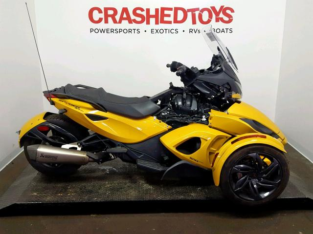 click here to view 2013 CAN-AM SPYDER ROA at IBIDSAFELY