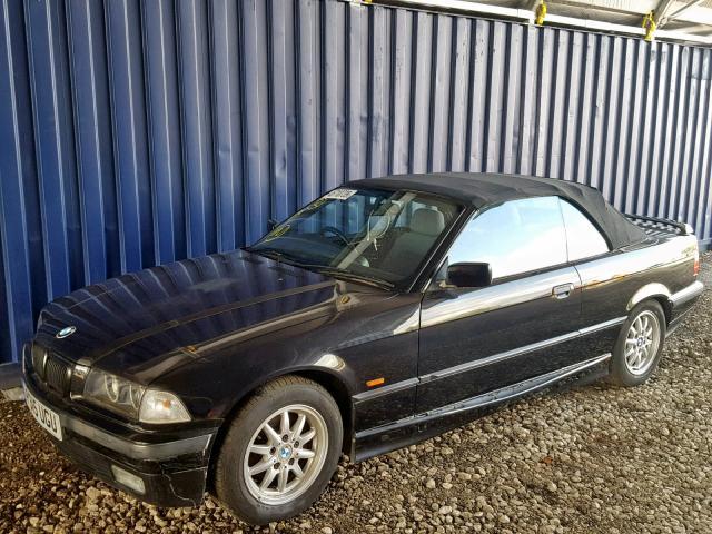 BMW 318 I AUTO - 1997 rok