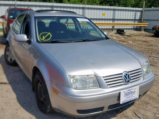 2001 Volkswagen Jetta Gls 1.8L