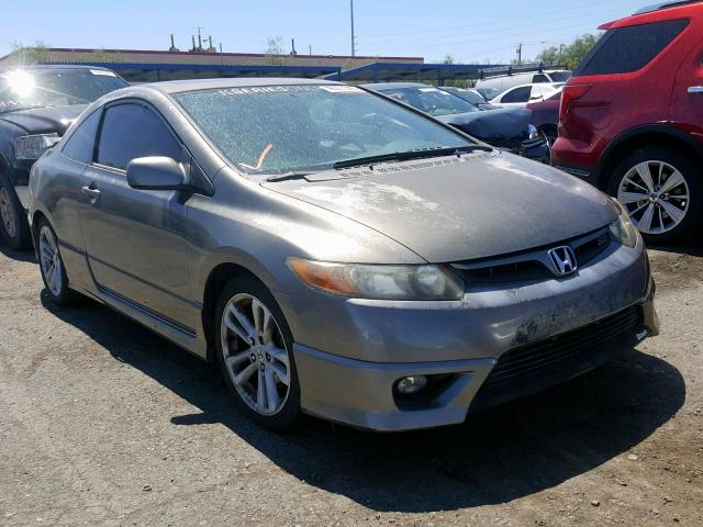 2006 Honda Civic Si 2 0L 4 for Sale in Las Vegas NV - Lot: 46377549