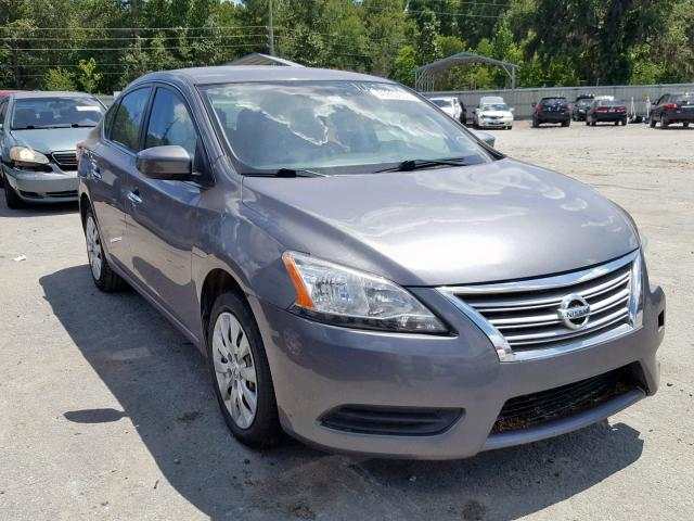 click here to view 2015 NISSAN SENTRA S at IBIDSAFELY