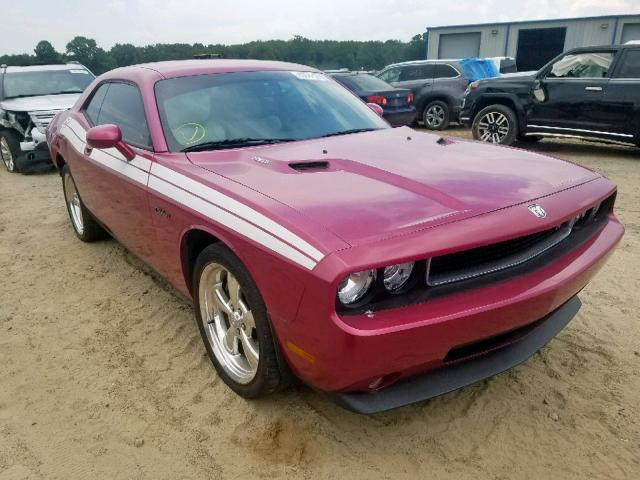Dodge Challenger salvage cars for sale: 2010 Dodge Challenger