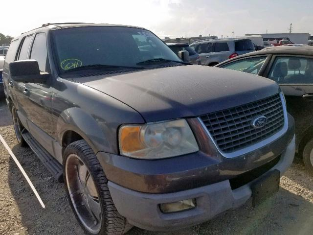 Salvage cars for sale at Houston, TX auction: 2003 Ford Expedition