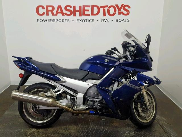 click here to view 2005 YAMAHA FJR1300 at IBIDSAFELY