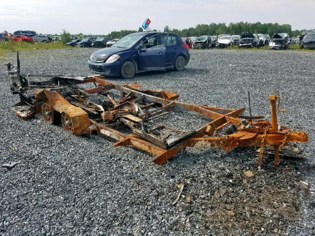 Mallard salvage cars for sale: 1991 Mallard Trailer