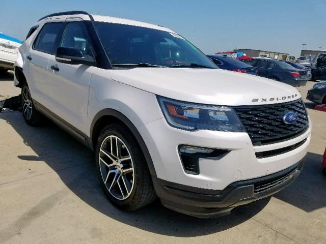 click here to view 2018 FORD EXPLORER S at IBIDSAFELY