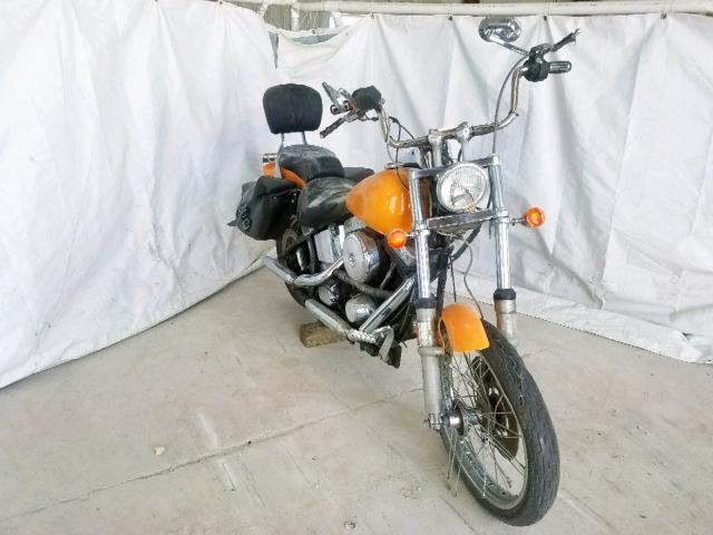 click here to view 1990 HARLEY-DAVIDSON FXST CUSTO at IBIDSAFELY